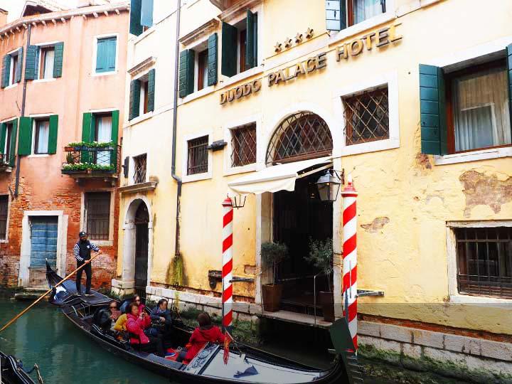 「ベネチアのおすすめホテル15選!元ベネチア市民の僕が便利なホテルを紹介します」トップ画像