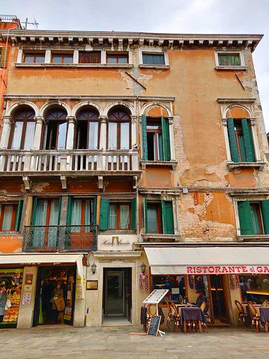 ベネチア ホテル アルカディア (Hotel Arcadia Venezia)