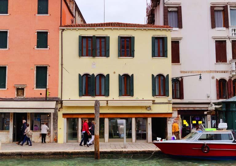 ベネチア ホテル フィル (Hotel Filù)