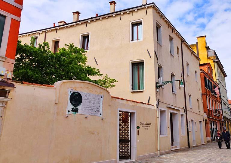 ベネチア サンタ クローチェ ブティック ホテル (Santa Croce Boutique Hotel)