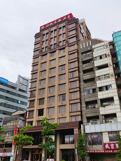 サンワンレジデンシズ台北(San Want Residences Taipei) 建物