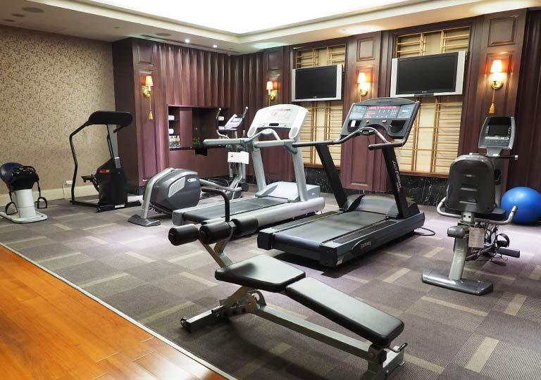 サンワンレジデンシズ台北(San Want Residences Taipei) フィットネスセンター