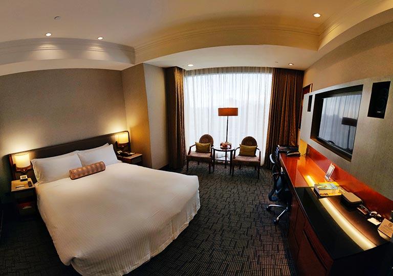 サンワンレジデンシズ台北(San Want Residences Taipei) 客室の360度画像