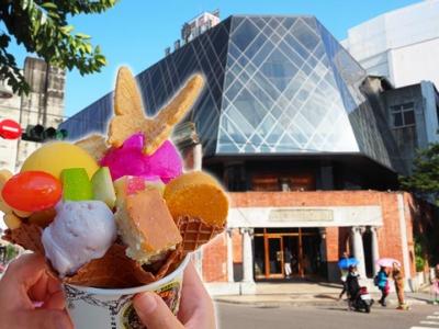 「 Title: 台中の美しきスイーツ店・宮原眼科!キュートなアイスとお土産を紹介します」 トップ画像