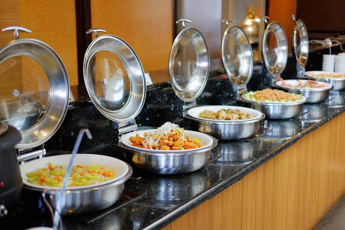 シティスイーツ桃園ゲートウェイ(City Suites - Taoyuan Gateway) 朝食ビュッフェ