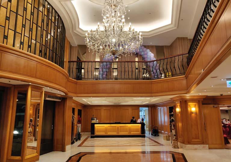 シティスイーツ桃園ゲートウェイ(City Suites - Taoyuan Gateway) レセプションホール