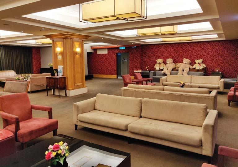 シティスイーツ桃園ゲートウェイ(City Suites - Taoyuan Gateway) ロビー