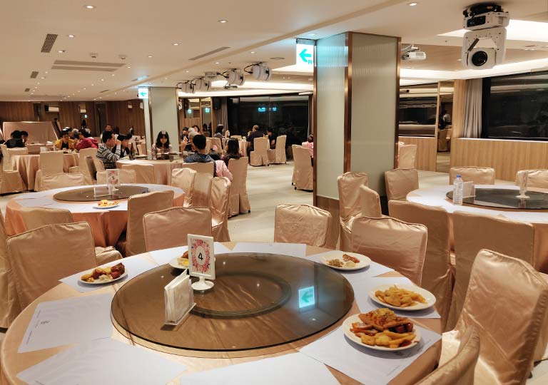 シティスイーツ桃園ゲートウェイ(City Suites - Taoyuan Gateway) レストラン