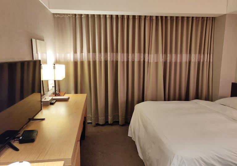 シティスイーツ桃園ゲートウェイ(City Suites - Taoyuan Gateway) 客室
