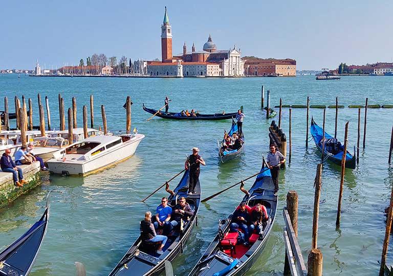 ベネチア バチーノ・サンマルコ(Bacino San Marco)