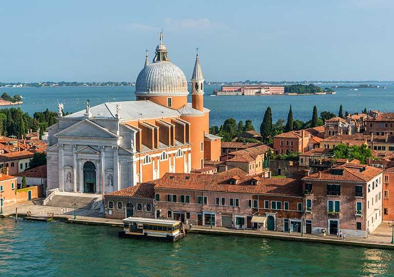 ベネチア ジュデッカ島