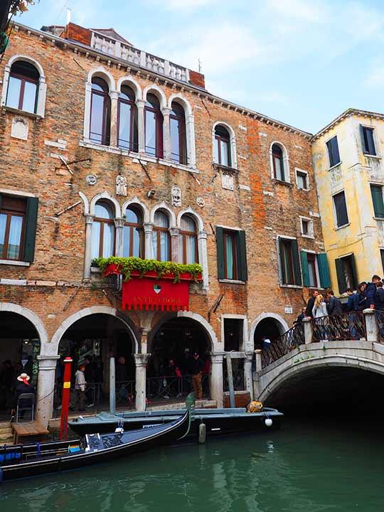 ベネチア ホテル アンティーコ ドージェ (Hotel Antico Doge)