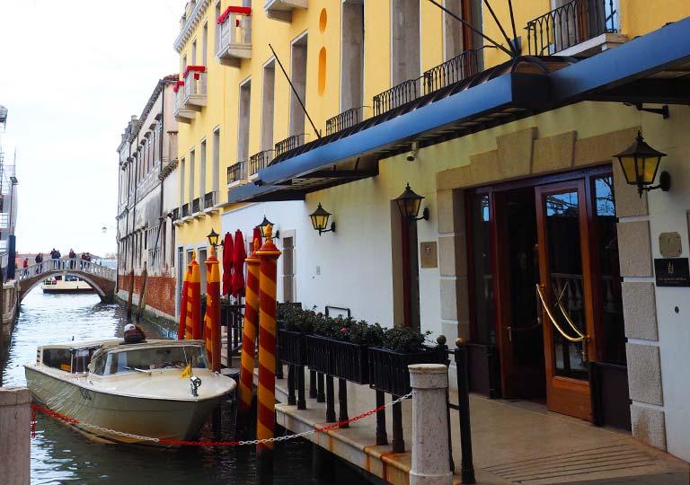 ベネチア バリオーニ ホテル ルナ (Baglioni Hotel Luna)