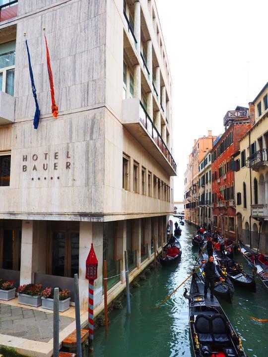 ベネチア バウアー パラッツォ (Bauer Palazzo)