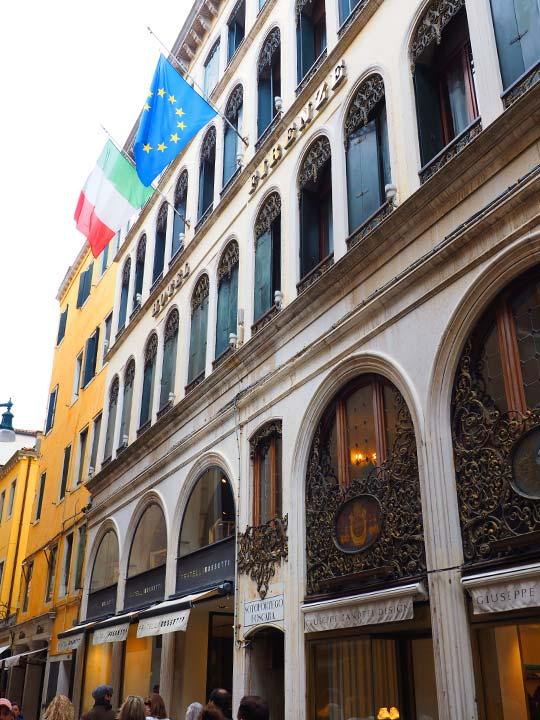ベネチア ホテル フィレンツェ (Hotel Firenze)