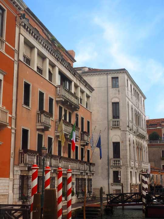 ベネチア シーナ パラッツォ サンタンジェロ