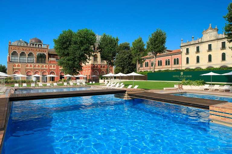 ベネチア ホテル エクセルシオール ベニス (Hotel Excelsior Venice)