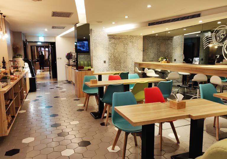 ヴィアホテル台北ステーション(Via Hotel Taipei Station)のロビー