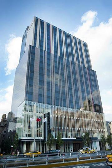 ホテル オークラ 台北