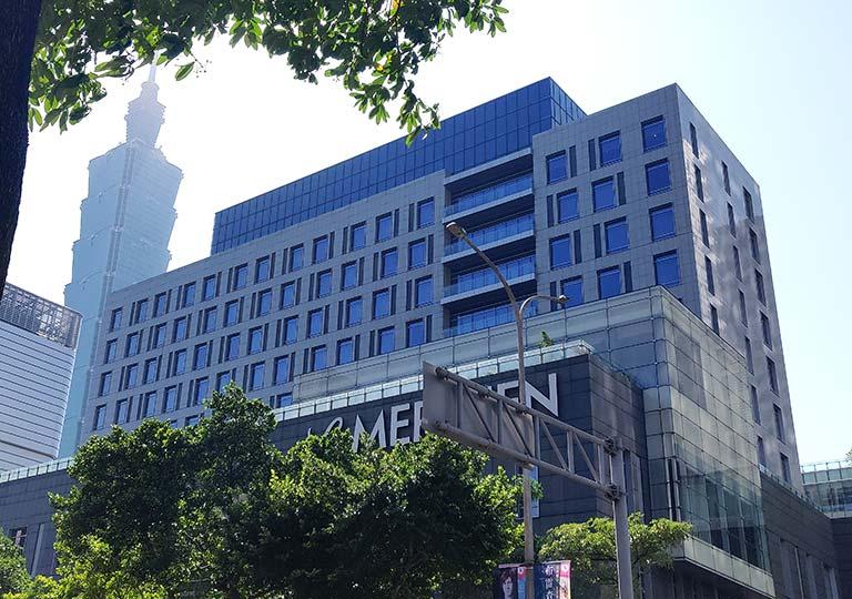 ル メリディアン台北 (台北寒舍艾美酒店)