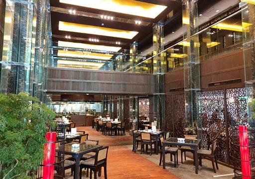 台北 国立故宮博物館のレストラン 故宮晶華