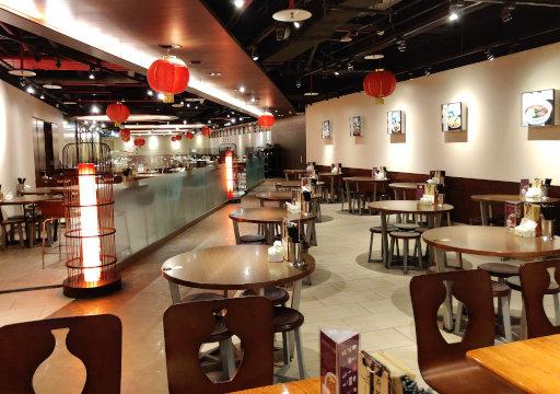台北 国立故宮博物館のレストラン 府城晶華