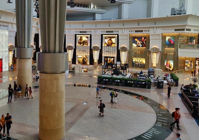 台北101 デパート4階