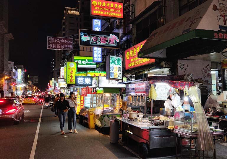 台中 中華路夜市