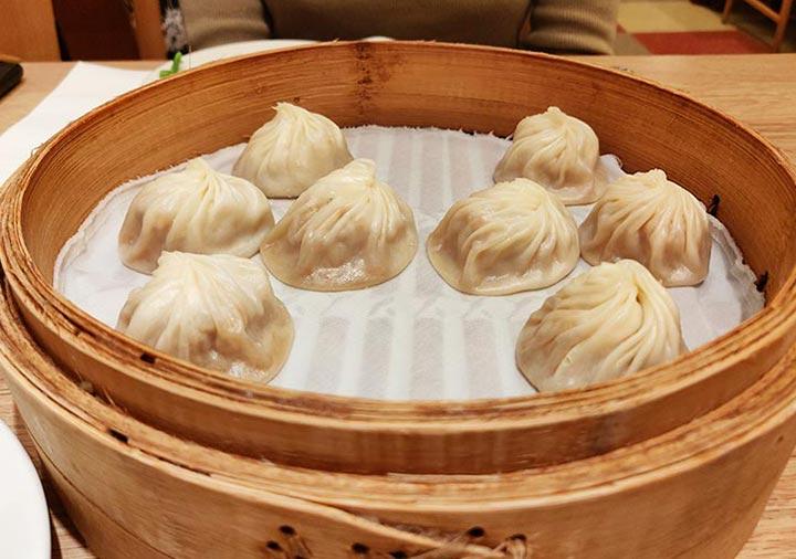台北グルメ 鼎泰豊の小籠包