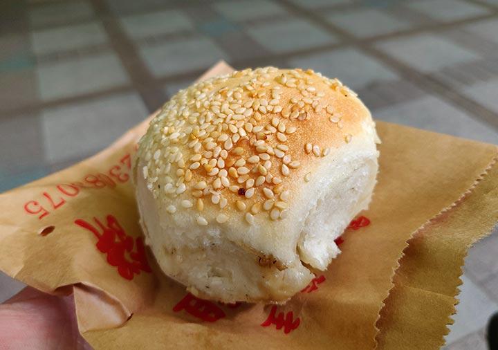 台北グルメ 胡椒餅