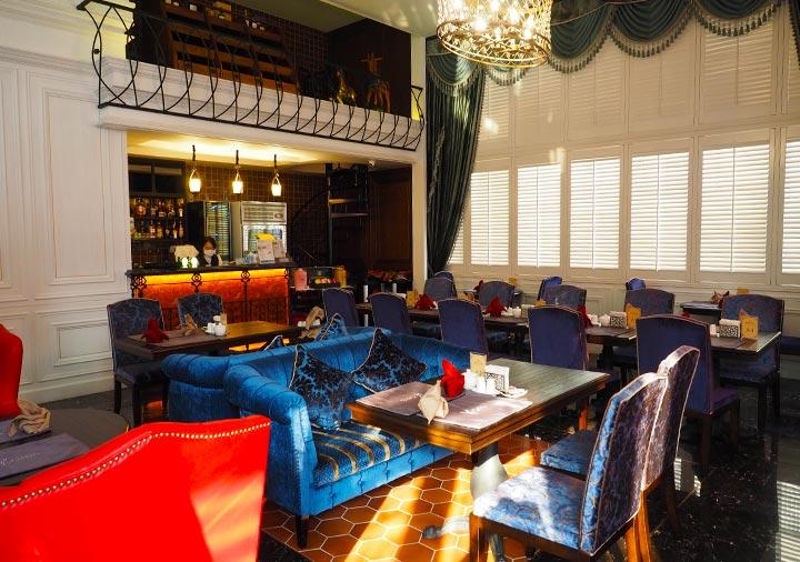 ゴールデンチューリップRSブティックホテル台南 レストラン