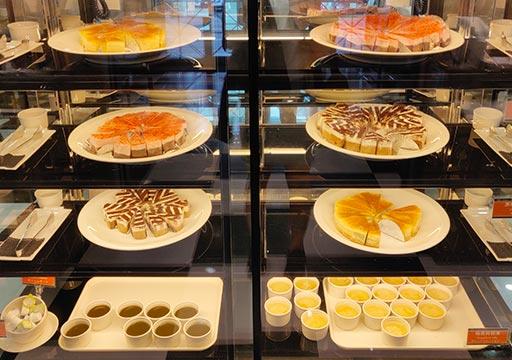 カインドネスホテル台南チーカンタワー ケーキ類