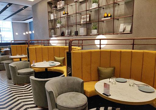 レイクショアホテル台南 レストラン