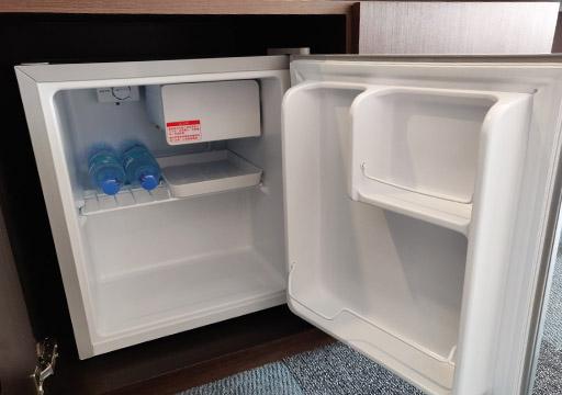レイクショアホテル台南 客室の冷蔵庫