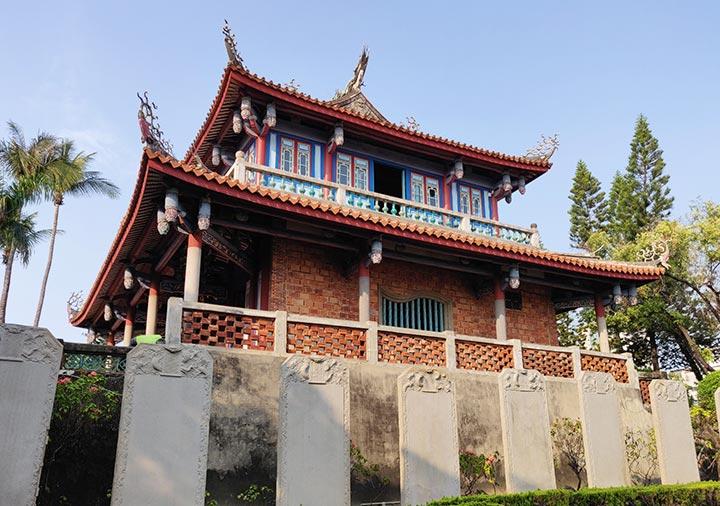 台南 赤崁樓