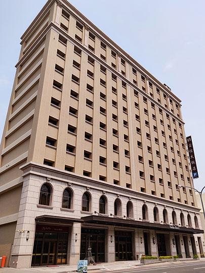 フーシンホテル 台南(台南富信大飯店)