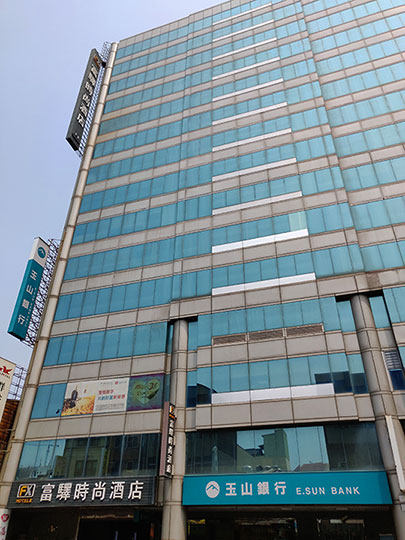 FXホテル 台南
