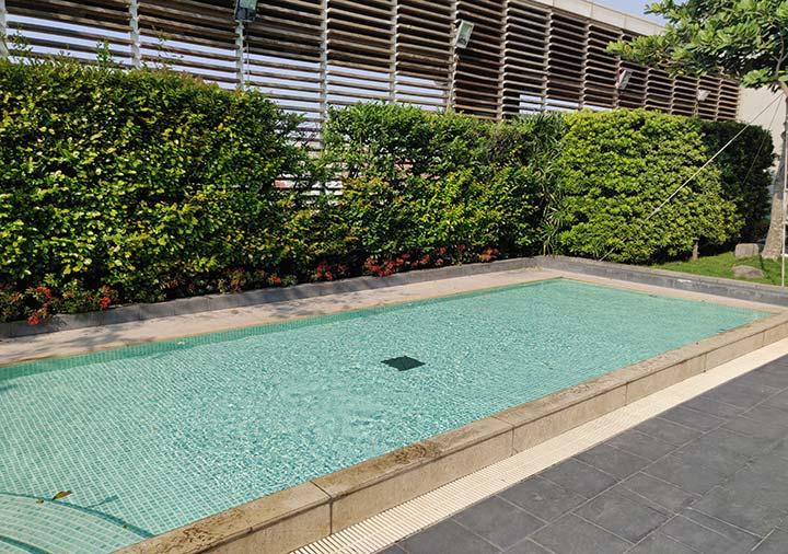 シャングリラ・ファーイースタンプラザホテル台南 子ども用プール