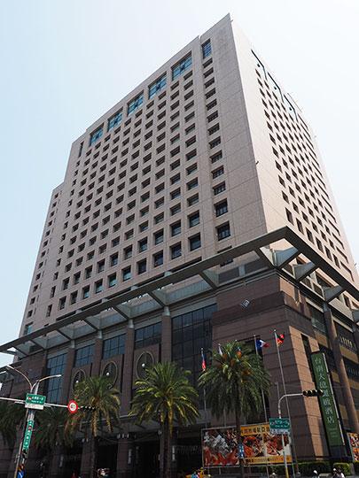 大億ランディスホテル 台南(台南大億麗緻酒店)