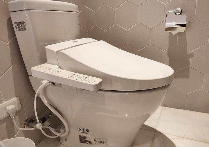 高雄 エアラインイン高雄ステーション トイレ