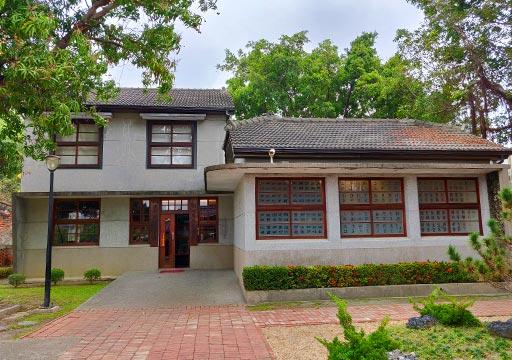 台南 安平樹屋の朱玖瑩の旧居