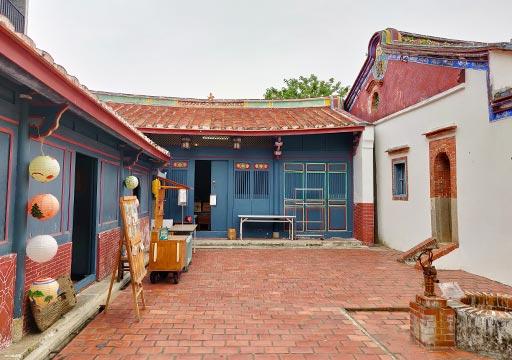 台南 海山館