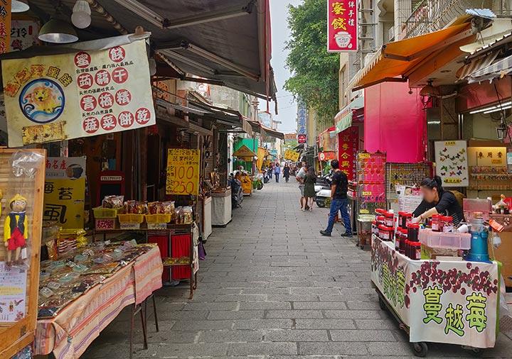 台南 安平老街
