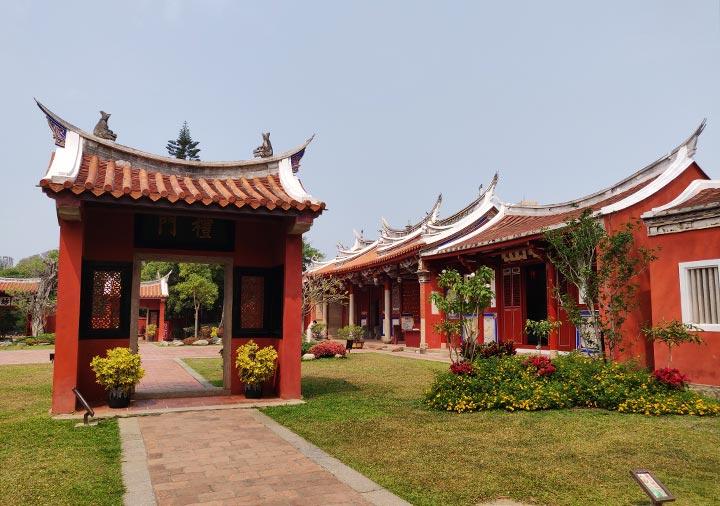 台南 孔子廟