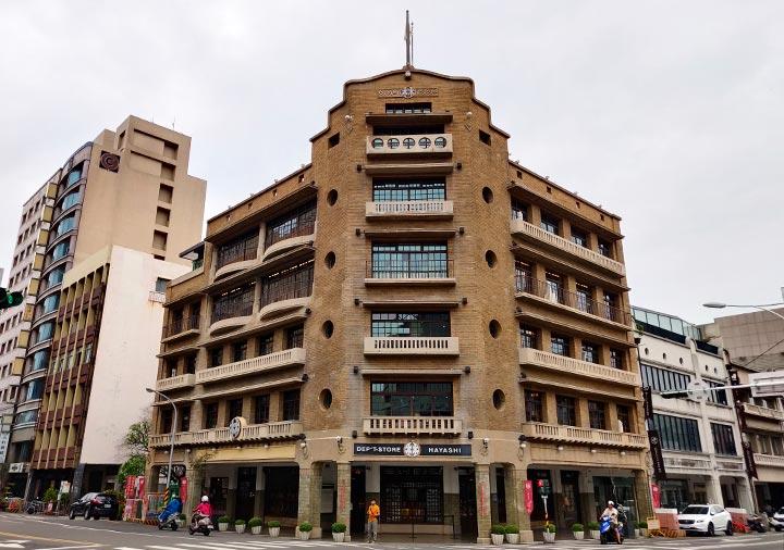 台南 林百貨店