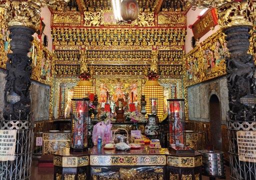 台南 臨水夫人媽廟