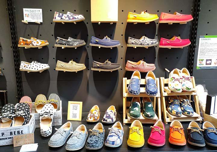 台南 手作革靴創意開發の靴
