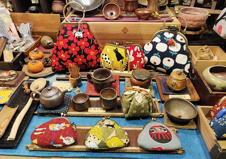 台南 神農文創市集の雑貨