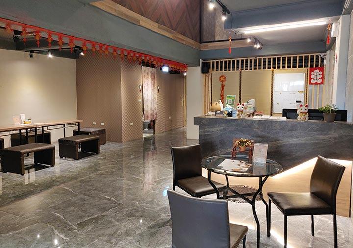 台南 築楽養生館