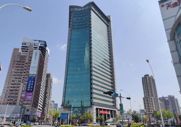 ホテルコッツィ高雄中山館 建物